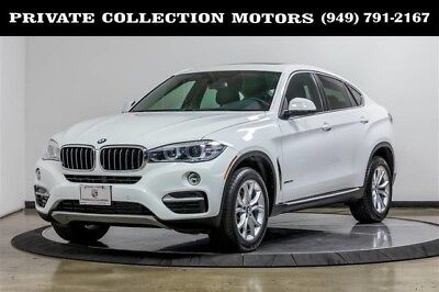 2016 BMW X6  2016 BMW X6 sDrive35i Low Miles Well Kept 1 Owner Clean Carfax