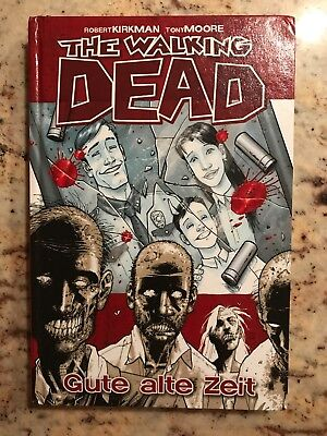 THE WALKING DEAD Comic (Deutsch)  BAND 1