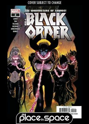 The Black Order #2A (Wk50)
