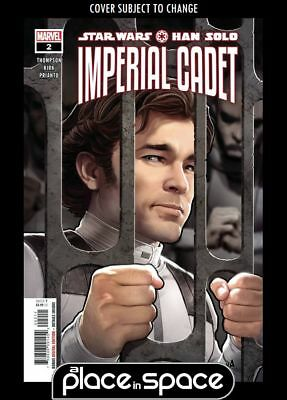 Star Wars: Han Solo - Imperial Cadet #2A (Wk50)