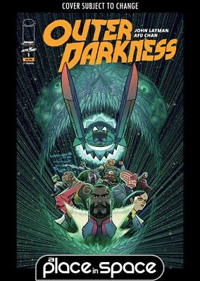 Outer Darkness #1 - 2Nd Printing (Wk50)