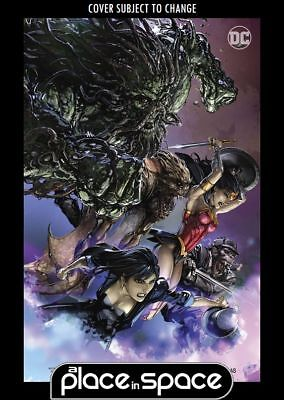 Justice League Dark, Vol. 2 #6B - Crain Variant (Wk50)