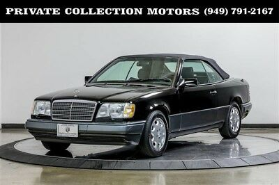 1994 Mercedes-Benz E-Class  1994 Mercedes-Benz E320 Clean Carfax Original Miles Well Kept Rare