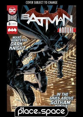 Batman, Vol. 3 Annual #3 (Wk50)