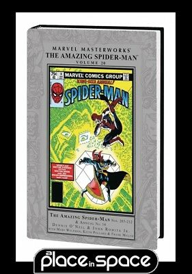Mmw Amazing Spider-Man Vol 20 - Hardcover