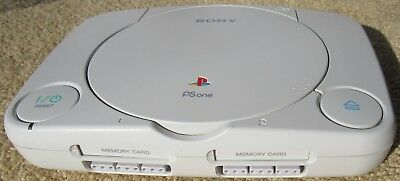 Sony PSone SCPH-101 Console Only PS1 PS One Mini EXC Works Great Playstation