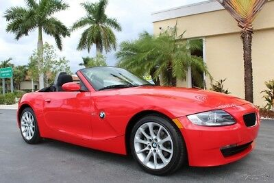 2007 BMW Z4 3.0i 2007 BMW Z4 FLORIDA CONVERTIBLE 13K ORIGINAL MILES JUST SERVICED 239-693-4000