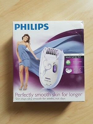 Philips Satinelle  Epilierer HP 6507 / 01  - Neu + OVP