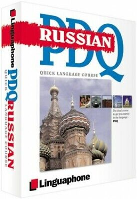 PDQ Russian by MacBurnie, Sarah Mixed media product Book The Cheap Fast Free