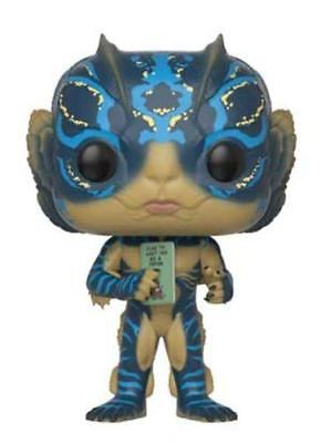 Funko Pop! Movies: The Shape of Water AMPHIBIAN MAN WITH CARD #627