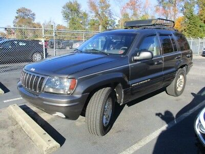1999 Jeep Grand Cherokee Unspecified 1999 JEEP GRAND CHEROKEE LIMITED 4x4
