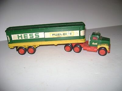 1975 or 76 Hess Truck for parts or repair