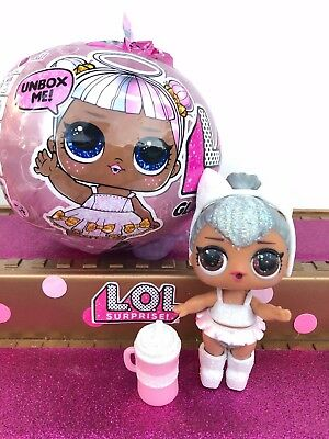 LOL Surprise KITTY QUEEN Doll Glam Glitter Series MOSTLY Sealed HTF HOT TOY 2018