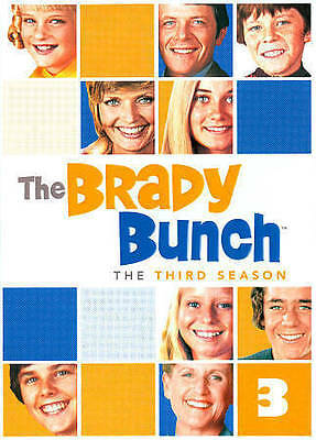 The Brady Bunch: Complete Third Season 3rd DVD NEW Factory Sealed, Free Shipping
