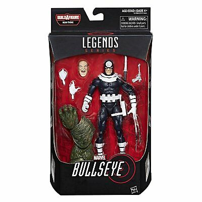"Marvel Knights Legends Daredevil Series Bullseye 6"" Inch Action Figure IN-HAND"