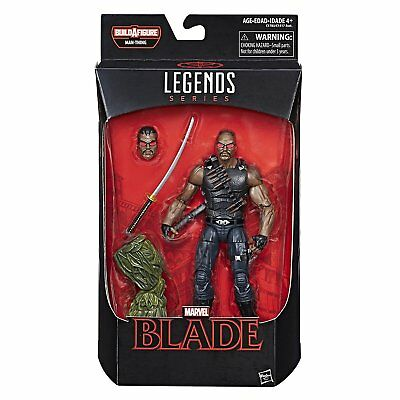 "Marvel Knights Legends Series Blade 6"" Inch Action Figure IN-HAND NEW NIB"