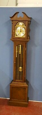 Beautiful Westminster Chiming Grandfather Clock