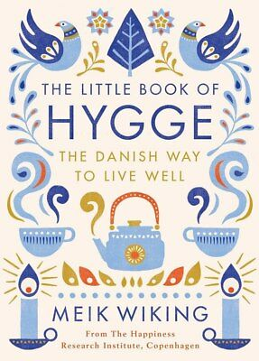 The Little Book of Hygge: The Danish Way to Live Well -Meik Wiking- ,(e)Book,PDF