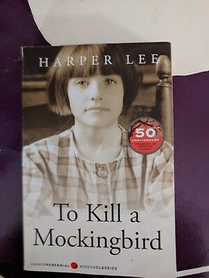 Perennial Classics: To Kill a Mockingbird by Harper Lee (2005, Paperback)