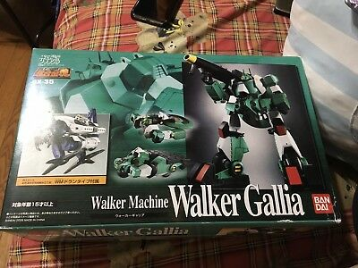 Soul Of Chogokin GX 35 Walker Machine Walker Gallia