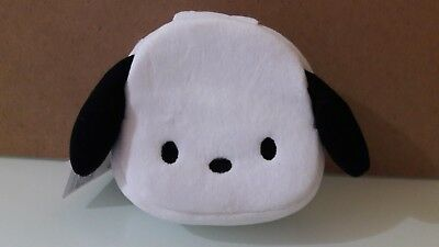 Sanrio Pochacco Large Face Pouch Bag