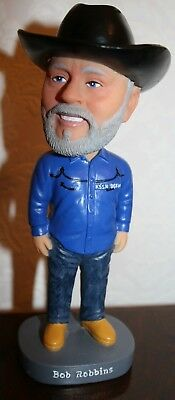 KSSN 96 Radio Country Music DJ Personality Bob Robbins Bobblehead Little Rock
