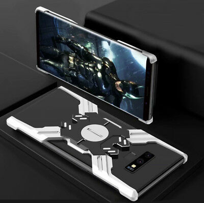 Luxury Armor Metal Shockproof Case For Samsung Galaxy Note9 S9+ Heavy Duty Cover
