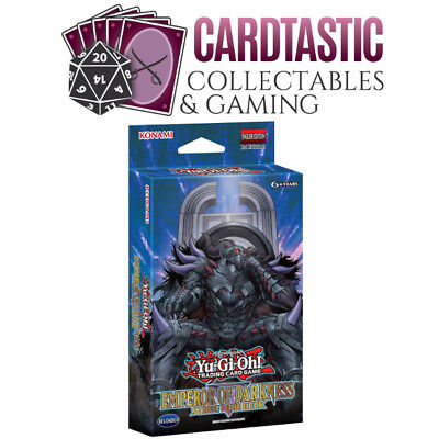 Yu-Gi-Oh! TCG Emperor of Darkness Structure Deck *sealed*