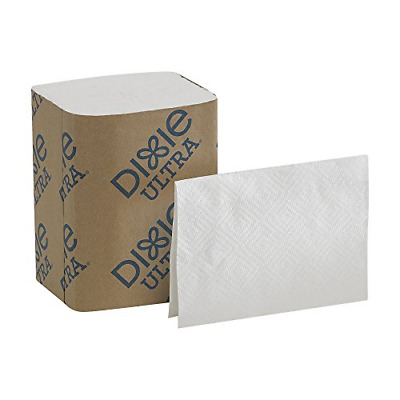 Dixie Ultra Interfold 2-Ply Napkin Dispenser Refill Formerly EasyNap by GP PRO,