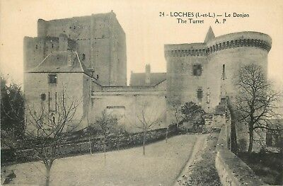 loches le donjon