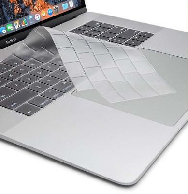 Clear Keyboard Cover Film for Apple Macbook New Air 13 with Retina [US Layout]
