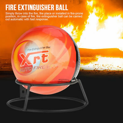 Fire Extinguisher Ball Easy Throw Stop Fire Loss Tool Safety 0.5/1.3KG 2Models