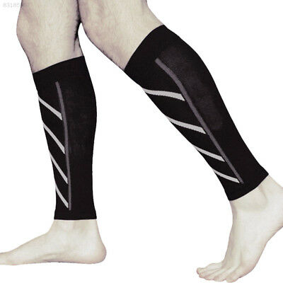 A507 1Pair Calf Support Compression Leg Sleeve Sports Socks Outdoor Exercise Wra