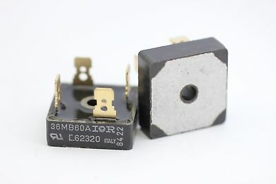 36MB60A RECTIFIER NOS( New Old Stock ) 1PC. C408U27F121218