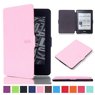 For Amazon Kindle Paperwhite 1 2 3 Smart Flip Leather Case Magnetic Thin Cover