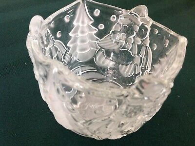 Gorham Holiday Traditions Snowy Sweethearts Votive