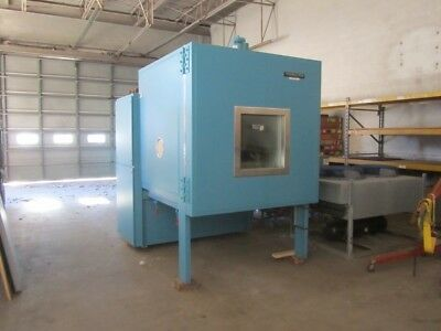 Thermotron Oven Furnace Chamber High Temp RA-70-CHV-40-40-AC Industrial 40 x 40