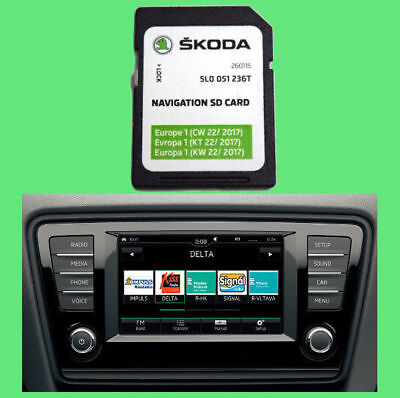 Vw Navigation Update Sd Card | British Automotive