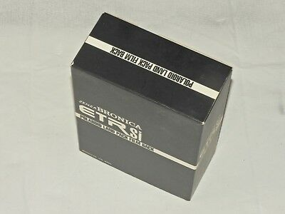 Mint in Box Bronica ETRS/ETRSi Polaroid back with instructions rare