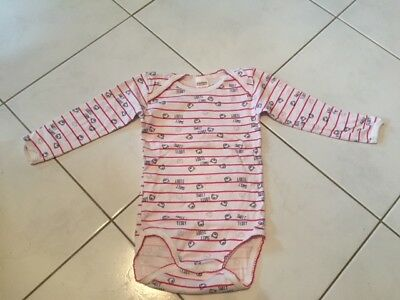Body ABSORBA fille 2 ans (1)