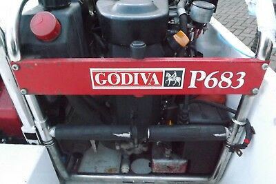 Godiva fire pump little used condition