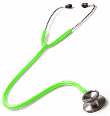 Prestige Medical 126 Clinical I Stethoscope,neon Green, Best Quality, New!