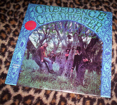 CREEDENCE CLEARWATER REVIVAL. Canada 1977 RE vinyl LP. M.