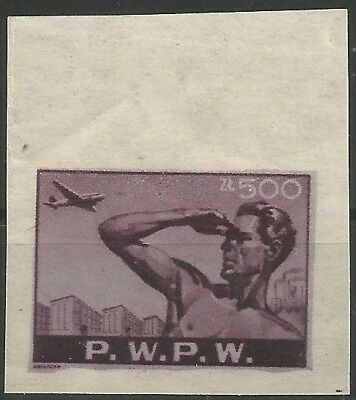 Poland,1946,Project,Essey issued by P.W.P.W,MNH,Very Scare,4