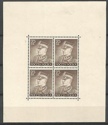 Poland,Fi:Block 2Mk(*),Without Description!,Rare!
