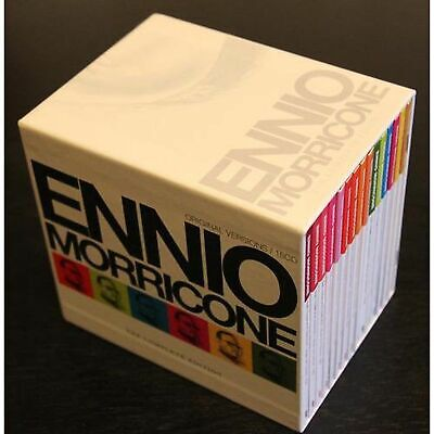 Ennio Morricone The Complete Edition - Original Versions / 15 CD 15xCD, Comp,...