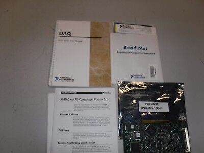 National Instruments PCI-6070E