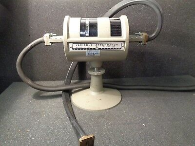 Hewlett Packard K382A Variable Attenuator