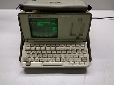 Hewlett Packard 4951A Protocol Analyzer No Modem Option