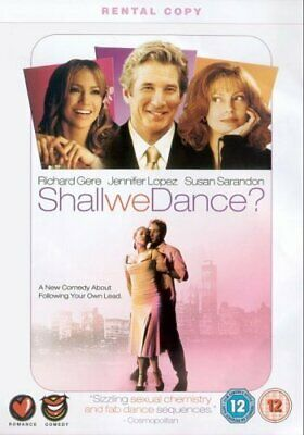 Shall We Dance? [DVD] - DVD  3CVG The Cheap Fast Free Post